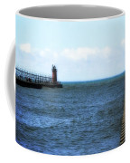 South Haven South Pierhead Light Coffee Mug