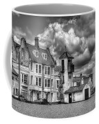 South Lookout Tower Aldeburgh Black And White Coffee Mug
