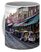 South Philly Italian Market Coffee Mug