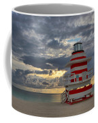 South Pointe Park Lighthouse Coffee Mug