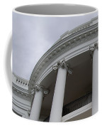 South Portico Of The White House Coffee Mug