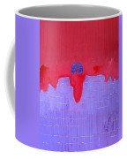 South Rim Sun Original Painting Coffee Mug