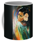 South Sea Flower Coffee Mug