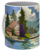 South Shore Big Bear Lake Coffee Mug