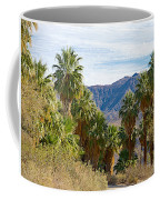 South Side View Of Andreas Canyon Trail In Indian Canyons-ca Coffee Mug
