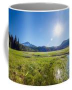 South Sister Wide Angle Coffee Mug