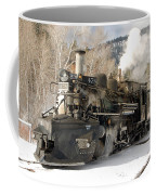 Southbound Through Rockwood Coffee Mug