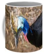 Southern Cassowary Portrait Coffee Mug