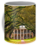 Southern Class Painted Coffee Mug by Steve Harrington