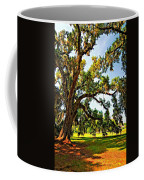Southern Comfort Painted Coffee Mug by Steve Harrington