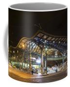 Southern Cross Rail Station In Melbourne Australia Coffee Mug