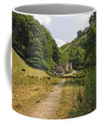 Southern End Of Wolfscote Dale Coffee Mug