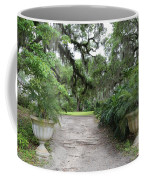Southern Garden Welcome Coffee Mug