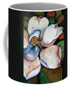 White Glory Coffee Mug