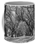Southern Journey Bw Coffee Mug