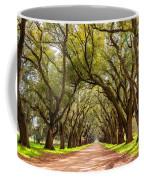 Southern Journey Paint Coffee Mug