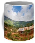 Southern Kenya Poverty Landscape Coffee Mug