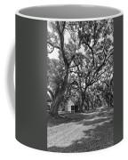 Southern Lane Monochrome Coffee Mug