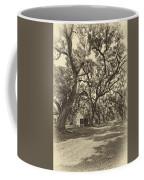 Southern Lane Sepia Coffee Mug by Steve Harrington