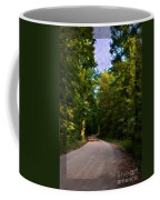 Southern Missouri Country Road I Coffee Mug