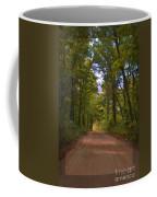 Southern Missouri Country Road II Coffee Mug