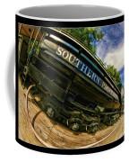 Southern Pacific 2472 Steam Engine 1921 Sunol Station Coffee Mug