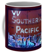 Southern Pacific Coffee Mug