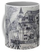 Southernmost House  Key West Florida Coffee Mug