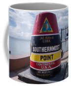 Southernmost Point Marker Coffee Mug