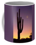 Southwest Desert Moon Glow Coffee Mug