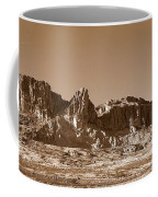 Southwest In Sepia  Coffee Mug