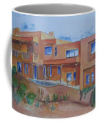 Southwestern Home Illustration Coffee Mug