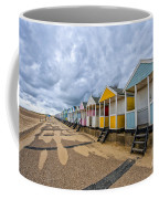 Southwold Beach Huts 4 Coffee Mug