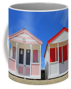 Southwold Beach Huts Coffee Mug