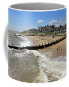 Southwold Beach Coffee Mug