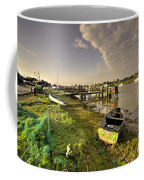 Southwold Harbour  Coffee Mug