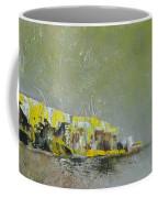 Souvenir De Vacances #28 - Memory Of A Vacation #28 Coffee Mug