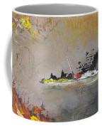 Souvenir De Vacances #33 - Memory Of A Vacation #33 Coffee Mug