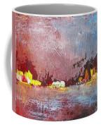 Souvenir De Vacances #37 - Memory Of A Vacation #37 Coffee Mug