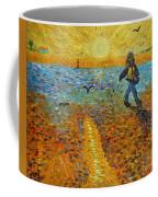 Sower Of Squiggles Coffee Mug