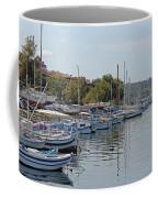Sozopol Harbour Bulgaria. Coffee Mug