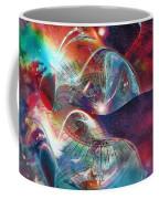 Space Bubble Coffee Mug