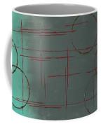 Space Configuration Coffee Mug