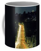 Space Needle And Aurora Bridge Coffee Mug