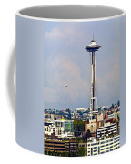 Space Needle Seattle Coffee Mug