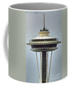 Space Needle Tower Seattle Washington Coffee Mug