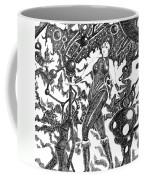 Space Observatory Coffee Mug