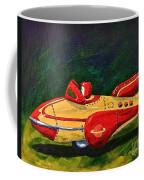 Space Patrol Two Coffee Mug