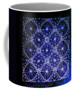 Space Time At Planck Length Vibrating At Speed Of Light Due To Heisenberg Uncertainty Principle Coffee Mug