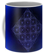 Space Time Sine Cosine And Tangent Waves Coffee Mug